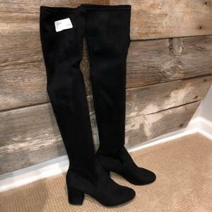Steve Madden - Isaac Over the Knee Boot size 7.5